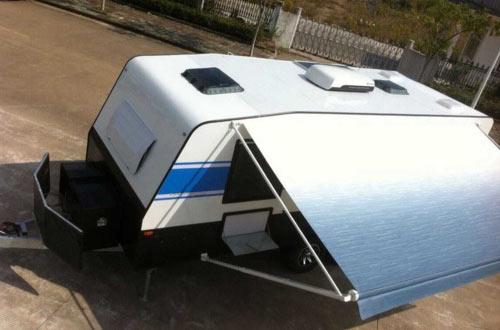 Parts Fitting — Caravan Accesories in Clontarf, QLD