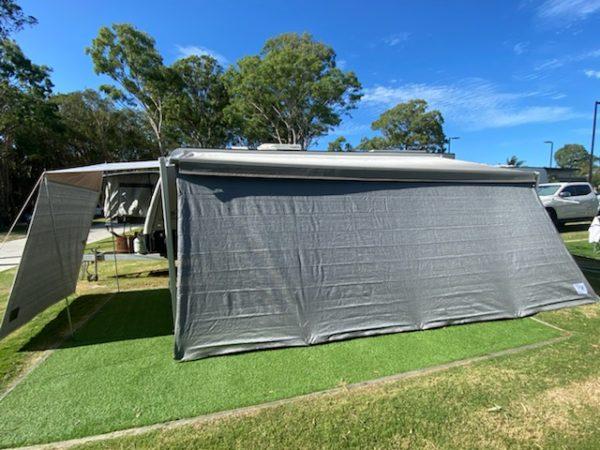 Jillaroo Awning Porch Extension